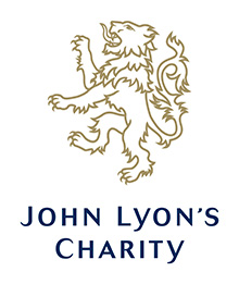 Sponsored by John Lyon's Charity
